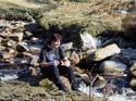 Steentjes zoeken, Schotland