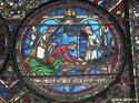 De kathedraal van Canterbury, Engeland