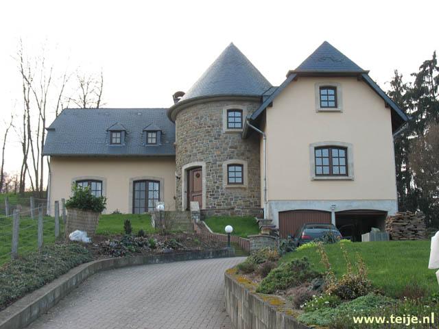 Reisverhaal luxemburg maart 2007 een bezoek aan luxemburg for Huis te koop luxemburg