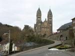 Kerk van de Heiligen Cosmas en Damianus in Clervaux, Luxemburg