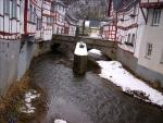 Het stadje Monreal, foto gemaakt door Esmée, Duitsland