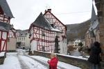 Foto's maken in Monreal, Eifel, Duitsland