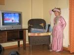Een prinses achter de tv, Duitsland