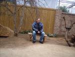 Opa in Emsflower, Duitsland