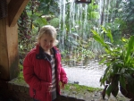 Waterval in Emsflower, Duitsland