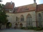 Stadspoort Rothenburg ob der Tauber, Duitsland