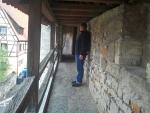 Stadswallen Rothenburg ob der Tauer, Duitsland