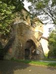 Toegangspoort Rothenburg ob der Tauer, Duitsland