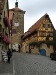 Sieberstoren, Rothenburg ob der Tauer, Duitsland