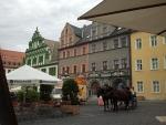 Marktplein Weimar, Duitsland
