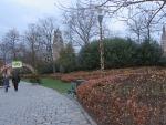 Koning Albert I park, Brugge, Belgie
