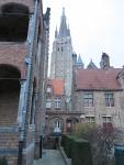 Sint Salvatorskathedraal, Brugge, Belgie