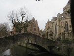 Bonifacius brug, Brugge, Belgie