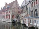Venetië in Brugge, Belgie