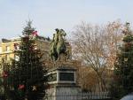 Ruiterstandbeeld Parijd, Parijs