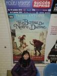 Wachten op de metro, Parijs