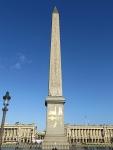 Obelisk van Ramses II in Parijs, Parijs