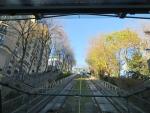 Met de tram omhoog, Parijs