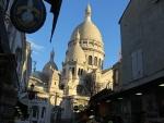 Koepel Sacré-Coeur, Parijs