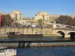 Uitzicht op Avenue de New York, Parijs