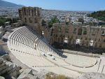 Het Odeion van Herodes Atticus, Griekenland