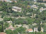 Tempel van Hephaistos, Athene, Griekenland