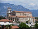 Griek orthodoxe kerk, Korinthe, Griekenland