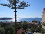 Uitzicht vanuit Tolo op de baai, Griekenland