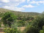 Berglanschap Peloponnesos, Griekenland