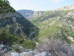 Bergwegen in de Peloponnesos, Griekenland