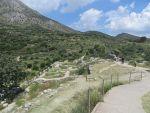 Ruïnes van Mycene, Griekenland