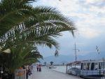 De haven van Nafplio, Griekenland