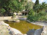Park in Nafplio, Griekenland