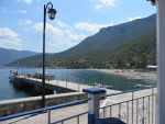 Strand bij Plaka, Griekenland