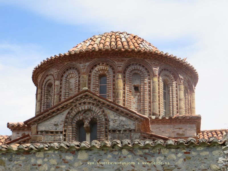 Brontochion klooster, Mystras