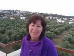 Lies met Mavrovouni op de achtergrond, Griekenland