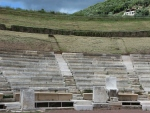 Amfitheater in Messini