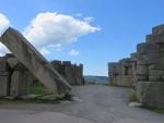 Arcadische poort van Messini, Griekenland