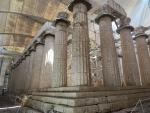 De tempel van Apollo Epicurius, Figalia, Griekenland