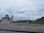 De snelweg houdt zomaar op, Griekenland