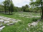 Opgraving bij Figalia, Griekenland