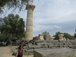 Tempel van Zeus, Olympia, Griekenland