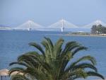 Brug over de Golf van Korinthe, Griekenland