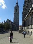 Het Belfort van Gent, Belgie