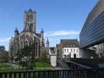 Sint-Niklaaskerk, Gent, Belgie