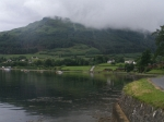 Loch Goil bij Lochgoilhead, Schotland