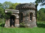Gatelodge van Skipness kasteel, Schotland
