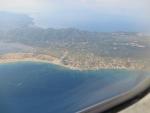 We zijn bij Korfoe, Griekenland