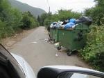 De vuilnismannen staken, Griekenland