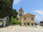 Mandrakinas kerk, Griekenland